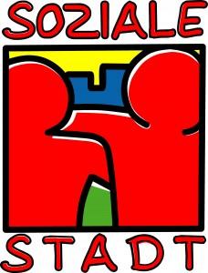 Soziale Stadt Logo ohne Sen Stadt