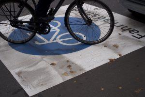 Fahrradstraße Weigandufer